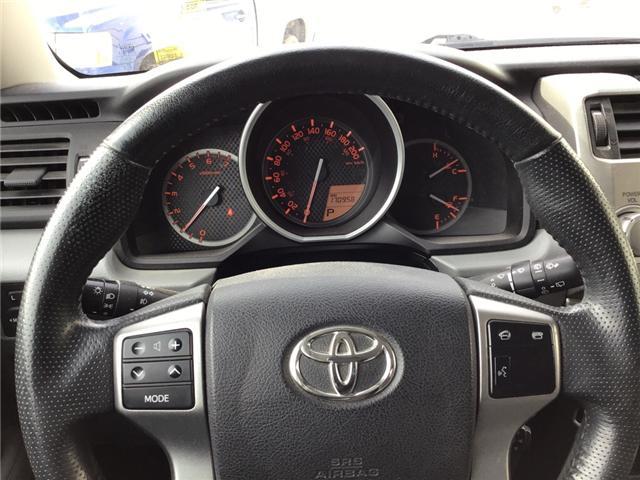2011 Toyota 4Runner SR5 V6 (Stk: 203411) in Brooks - Image 9 of 21