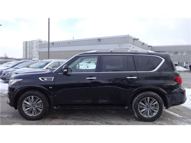 2018 Infiniti QX80 Base 8 Passenger (Stk: U12433) in Scarborough - Image 2 of 29