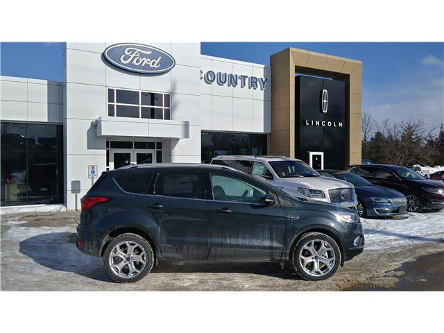 2019 Ford Escape Titanium (Stk: ES1193) in Bobcaygeon - Image 1 of 25