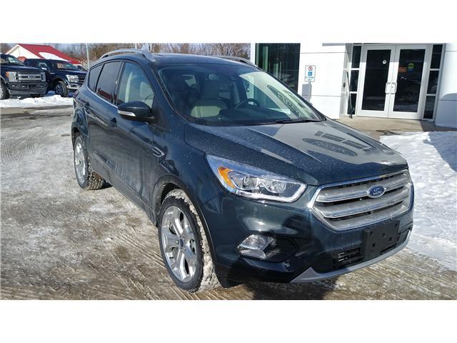 2019 Ford Escape Titanium (Stk: ES1193) in Bobcaygeon - Image 2 of 25
