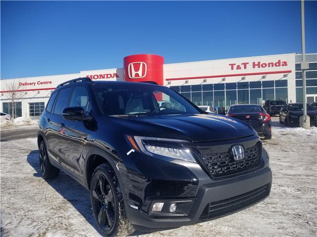 2019 Honda Passport Touring (Stk: 2190607) in Calgary - Image 1 of 10