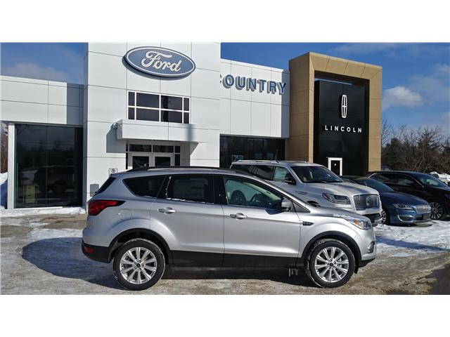 2019 Ford Escape SEL (Stk: ES1194) in Bobcaygeon - Image 1 of 25