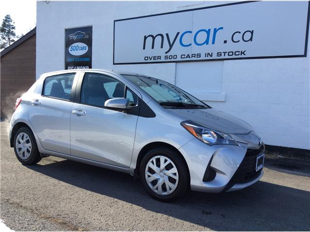 2018 Toyota Yaris LE (Stk: 190222) in Richmond - Image 1 of 20