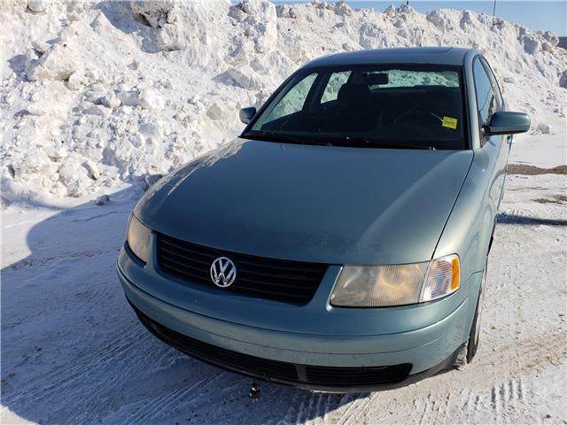 1999 Volkswagen Passat GLS (Stk: P4432A) in Saskatoon - Image 2 of 16