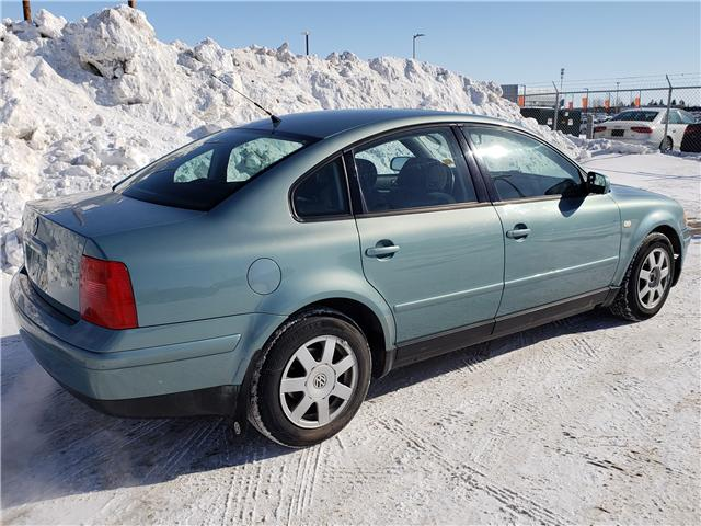 1999 Volkswagen Passat GLS (Stk: P4432A) in Saskatoon - Image 6 of 16