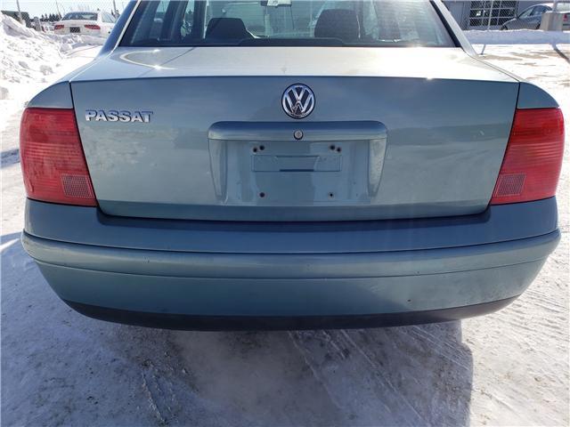 1999 Volkswagen Passat GLS (Stk: P4432A) in Saskatoon - Image 8 of 16