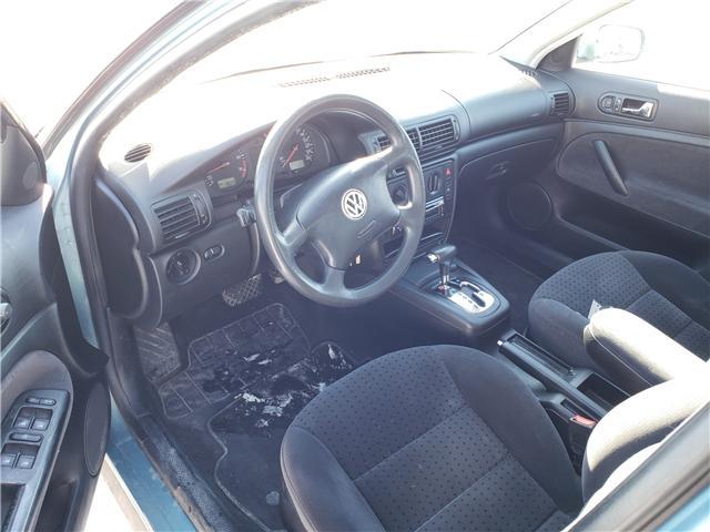 1999 Volkswagen Passat GLS (Stk: P4432A) in Saskatoon - Image 9 of 16