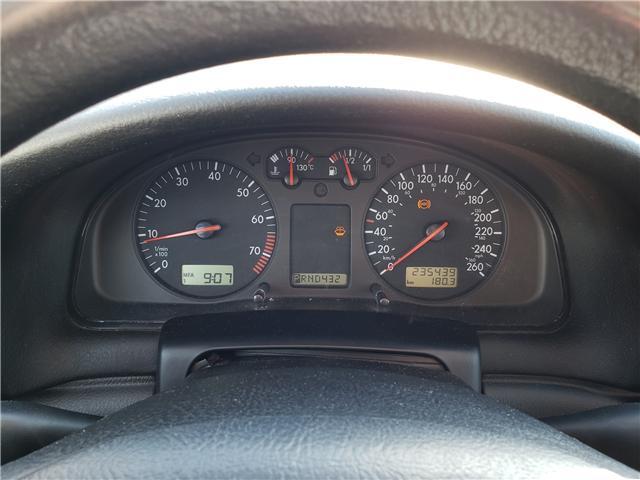 1999 Volkswagen Passat GLS (Stk: P4432A) in Saskatoon - Image 13 of 16