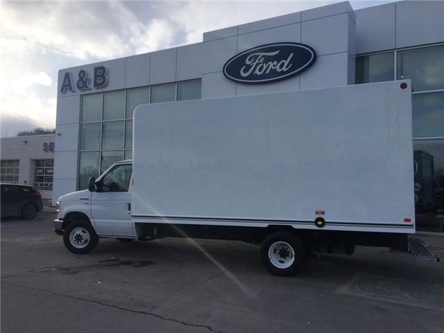 2018 Ford E-450 Cutaway Base (Stk: P6007) in Perth - Image 1 of 9