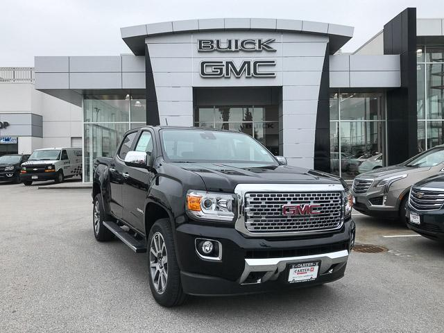 2019 GMC Canyon Denali (Stk: 9CN68200) in North Vancouver - Image 2 of 13