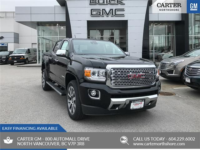 2019 GMC Canyon Denali (Stk: 9CN68200) in North Vancouver - Image 1 of 13