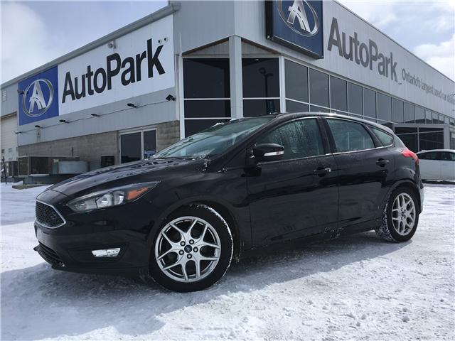 2016 Ford Focus SE (Stk: 16-70522MB) in Barrie - Image 1 of 27