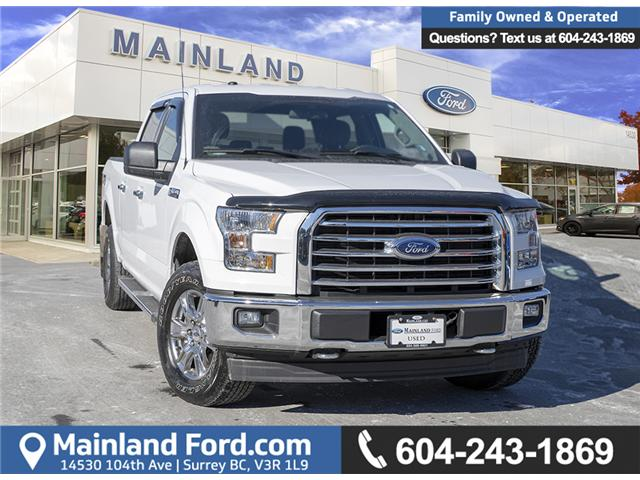 2017 Ford F-150 XLT (Stk: 8F12447A) in Surrey - Image 1 of 30