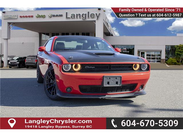 2017 Dodge Challenger R/T 392 (Stk: EE901270) in Surrey - Image 1 of 20