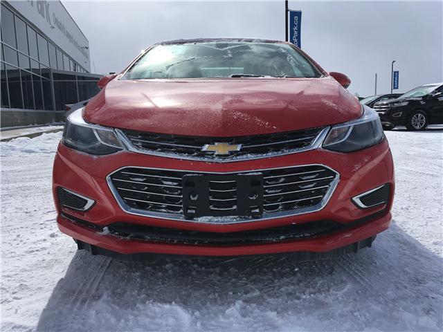2017 Chevrolet Cruze Premier Auto (Stk: 17-95016RJB) in Barrie - Image 2 of 26