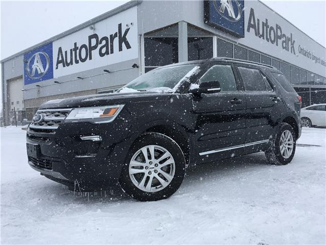 2018 Ford Explorer XLT (Stk: 18-81699RMB) in Barrie - Image 1 of 30