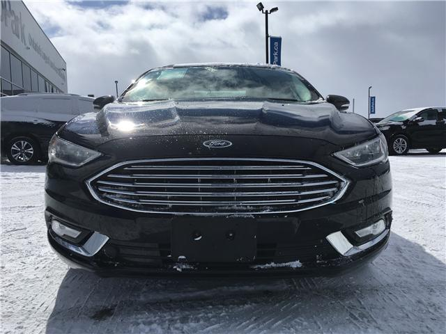 2018 Ford Fusion Titanium (Stk: 18-36463RMB) in Barrie - Image 2 of 27
