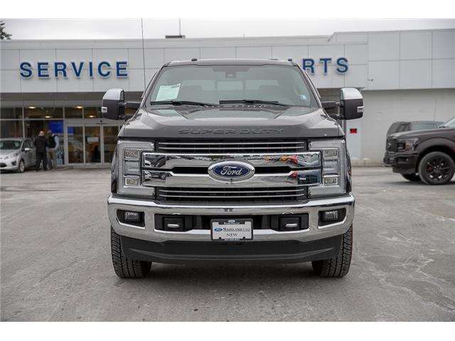 2018 Ford F-350 Lariat (Stk: 8F31648) in Vancouver - Image 2 of 30