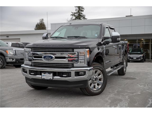 2018 Ford F-350 Lariat (Stk: 8F31648) in Vancouver - Image 3 of 30