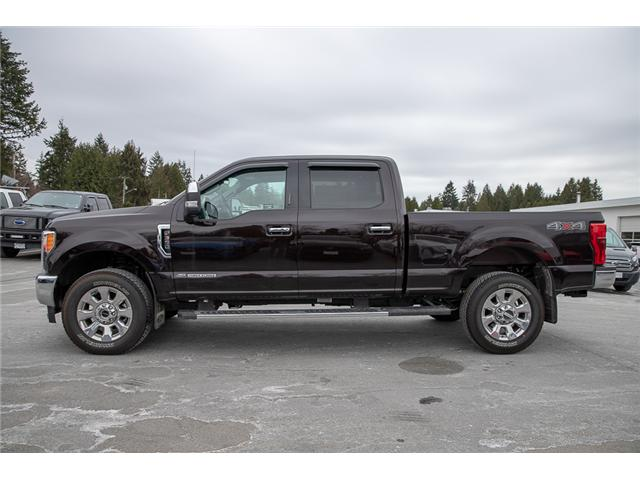 2018 Ford F-350 Lariat (Stk: 8F31648) in Vancouver - Image 4 of 30