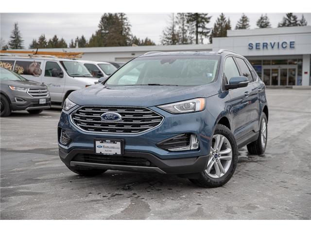 2019 Ford Edge SEL (Stk: 9ED4721) in Vancouver - Image 3 of 28