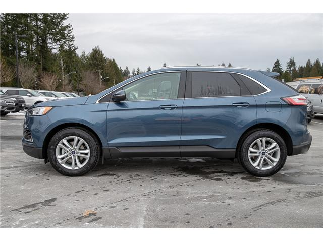 2019 Ford Edge SEL (Stk: 9ED4721) in Vancouver - Image 4 of 28