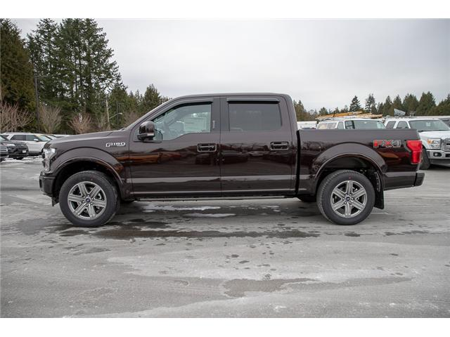 2019 Ford F-150 Lariat (Stk: 9F13988) in Vancouver - Image 4 of 30