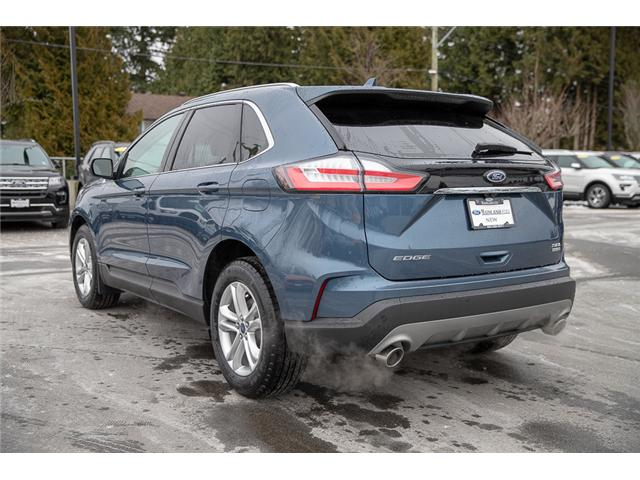 2019 Ford Edge SEL (Stk: 9ED4721) in Vancouver - Image 5 of 28