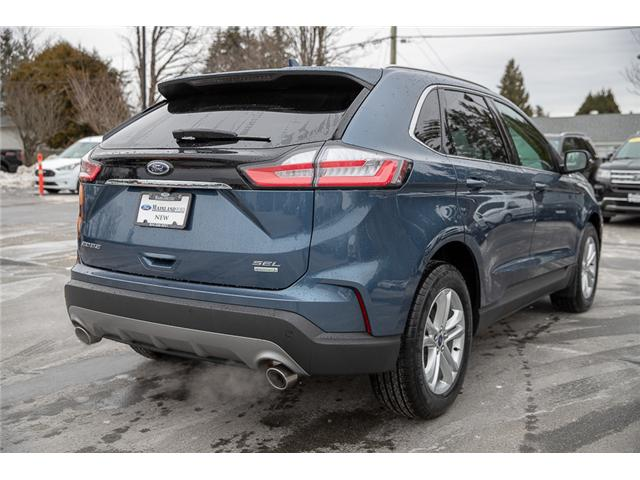 2019 Ford Edge SEL (Stk: 9ED4721) in Surrey - Image 7 of 28