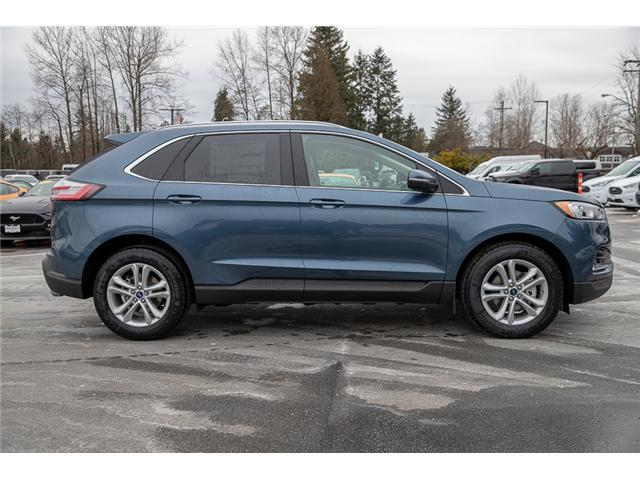 2019 Ford Edge SEL (Stk: 9ED4721) in Vancouver - Image 8 of 28