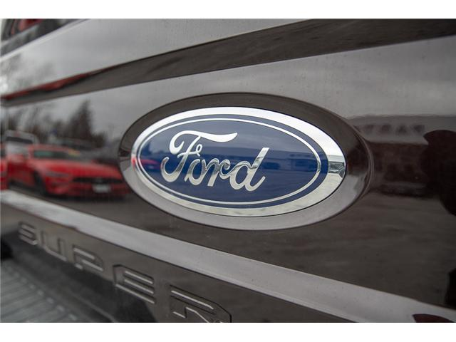 2018 Ford F-350 Lariat (Stk: 8F31648) in Vancouver - Image 10 of 30