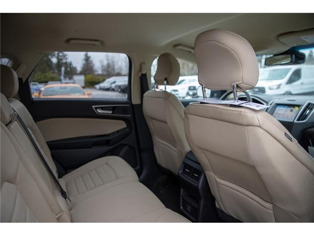 2019 Ford Edge SEL (Stk: 9ED4721) in Vancouver - Image 17 of 28