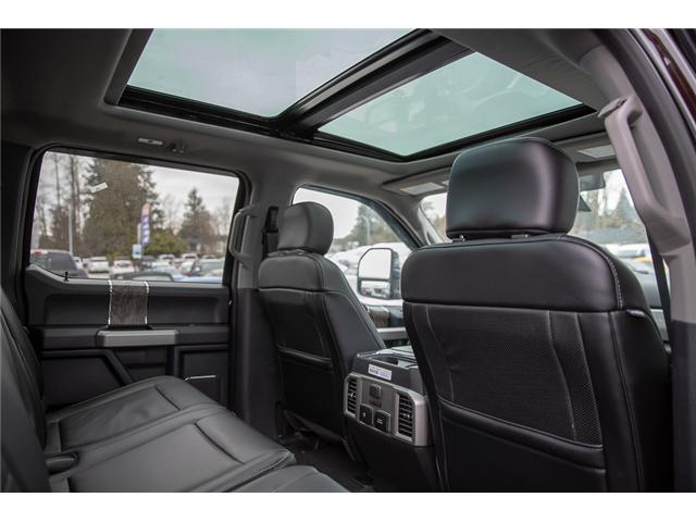 2018 Ford F-350 Lariat (Stk: 8F31648) in Surrey - Image 21 of 30