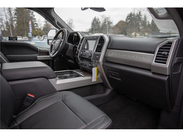 2018 Ford F-350 Lariat (Stk: 8F31648) in Vancouver - Image 22 of 30