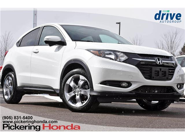 2017 Honda HR-V EX (Stk: P4702) in Pickering - Image 1 of 28