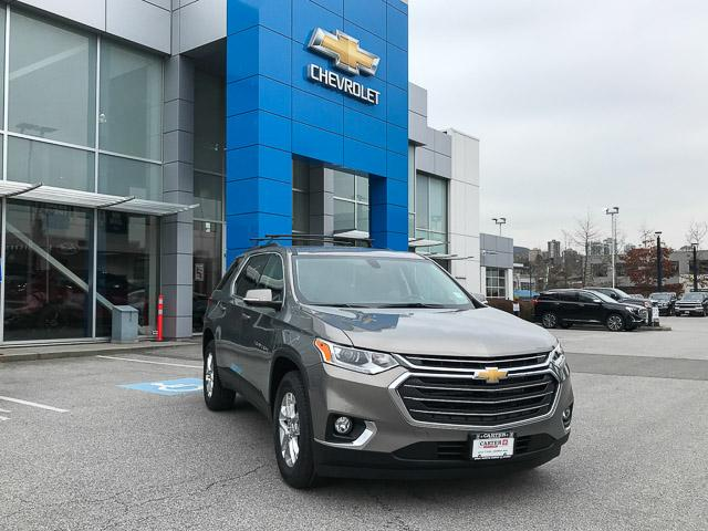 2019 Chevrolet Traverse LT (Stk: 9TR99120) in North Vancouver - Image 2 of 14