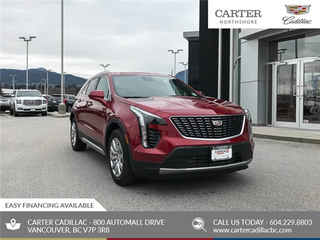 2019 Cadillac XT4 Premium Luxury (Stk: 9D62120) in North Vancouver - Image 1 of 24