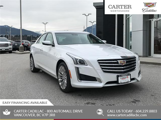 2019 Cadillac CTS 3.6L Luxury (Stk: 9D05730) in North Vancouver - Image 1 of 24