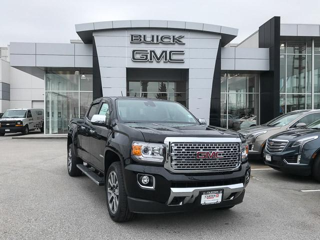 2019 GMC Canyon Denali (Stk: 9CN75010) in North Vancouver - Image 2 of 13