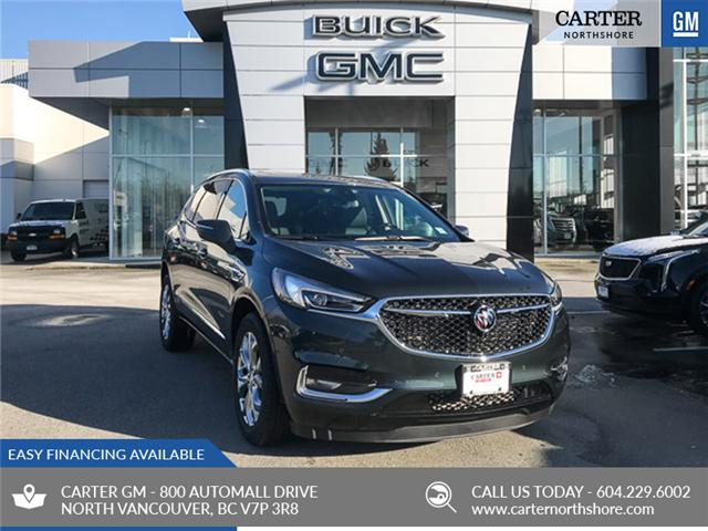 2019 Buick Enclave Avenir (Stk: 9K29890) in North Vancouver - Image 1 of 14
