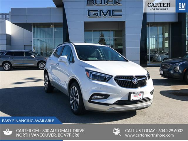 2019 Buick Encore Essence (Stk: 9K2524T) in North Vancouver - Image 1 of 13