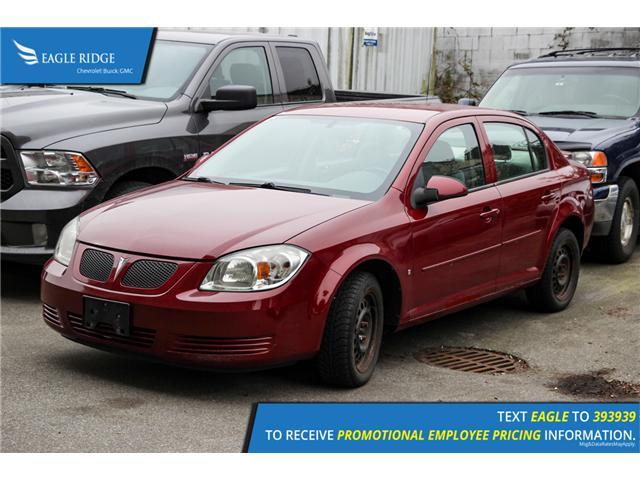 2008 Pontiac G5 Base (Stk: 089539) in Coquitlam - Image 1 of 3