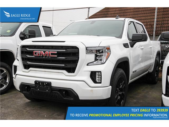 2019 GMC Sierra 1500 Elevation (Stk: 98218A) in Coquitlam - Image 1 of 5