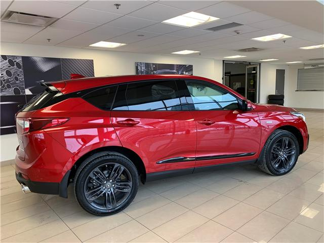 2019 Acura RDX A-Spec (Stk: D12573) in Toronto - Image 2 of 10