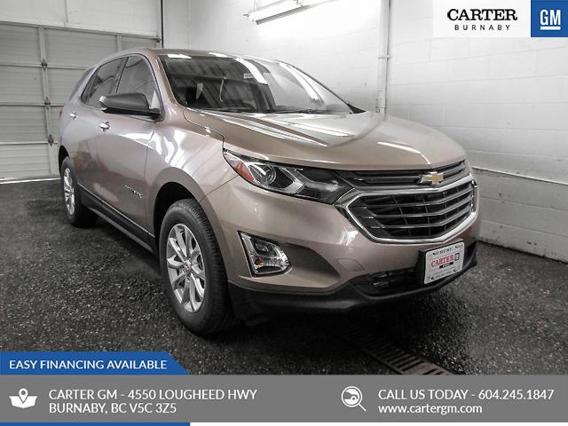 2019 Chevrolet Equinox LS (Stk: Q9-43800) in Burnaby - Image 1 of 12