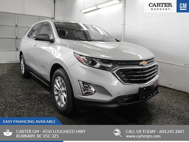 2019 Chevrolet Equinox LS (Stk: Q9-49900) in Burnaby - Image 1 of 12