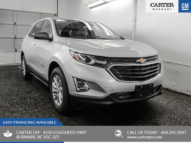 2019 Chevrolet Equinox LS (Stk: Q9-62290) in Burnaby - Image 1 of 12