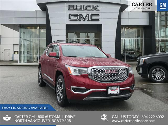 2019 GMC Acadia Denali (Stk: 9A29310) in North Vancouver - Image 1 of 14