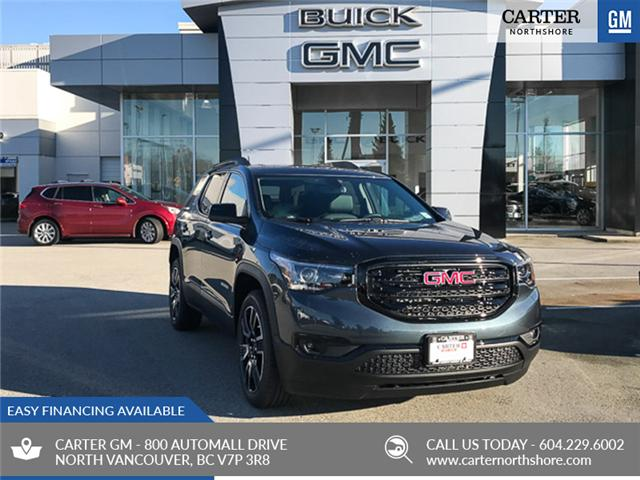 2019 GMC Acadia SLT-1 (Stk: 9A09350) in North Vancouver - Image 1 of 15