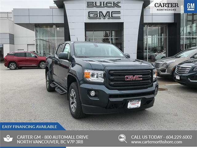 2019 GMC Canyon All Terrain w/Cloth (Stk: 9CN96460) in North Vancouver - Image 1 of 13
